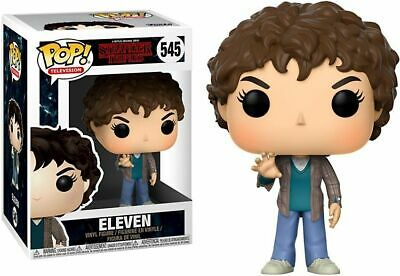 Funko POP! Television Stranger Things Season 2 Eleven #545 Vinyl Figure