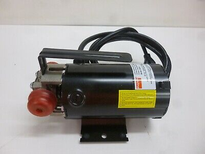 NEW!! DAYTON 1/10 HP Stainless Steel Compact Flexible Impeller Utility Pump, Int