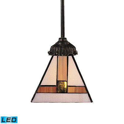 ELK Lighting 078-TB-01-LED Mix-n-match Pendant Tiffany Bronze