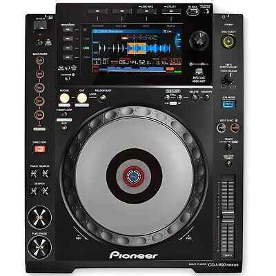 Pioneer DJ CDJ-900NXS Nexus Professional Multi Player
