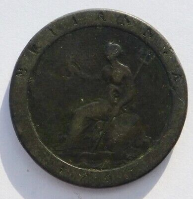Great Britain 1797 2 Pence