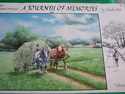 A Journey Of Memories V6 By Claudia Nice 1986 Scheewe  Draw Sketch Paint Tole