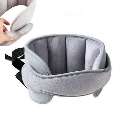 Child Car Seat Head Support Band-Toddler Safety Carseat Neck Relief Holder Baby