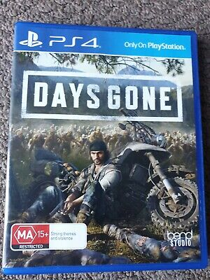 Days Gone PS4, Pal Australian Version PlayStation 4, Express Post.