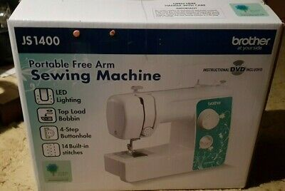 brother sewing machine JS1400