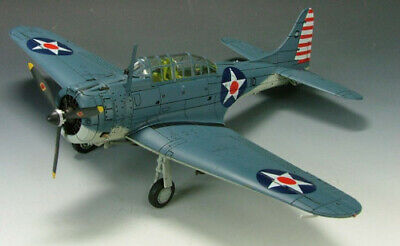 Hobby Master HA0112 Douglas SBD-3 Dauntless, VS-5 USS Yorktown Battle Coral Sea