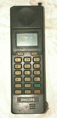 Philips Pcr41 Rare Mobile Cell Vintage Phone Collectible