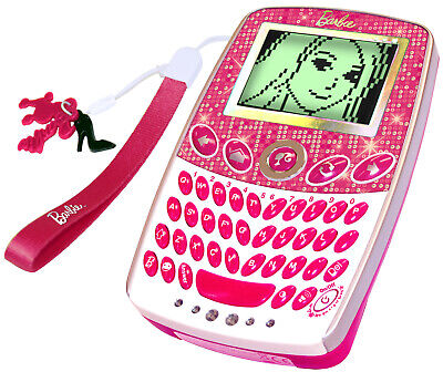 Barbie Lerncomputer Pocket learner DEUTSCH 5477 Oregon Scientific Blackberry