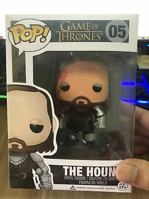 New!!!!!Game of Thrones #05 The Hound Funko Pop Vinyl Figure !!!!