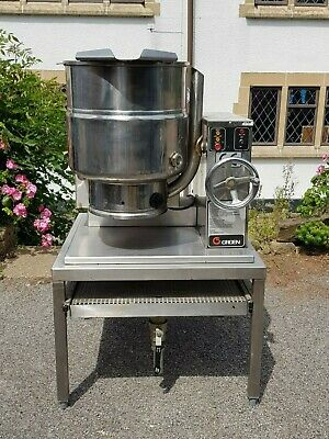Very Large Catering/Hospitality Groen TDH 40 Gas Type Tilting Steam Kettle