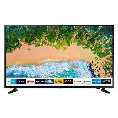 Smart TV Samsung UE55NU7026 55' 4K Ultra HD LED WiFi Purcolor Nero