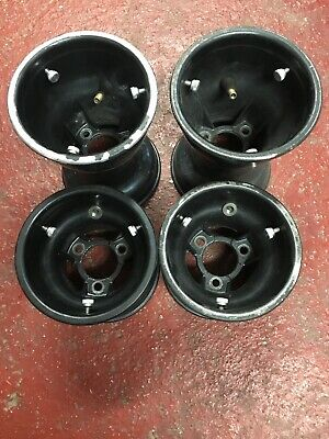 OTK Tony Kart Black Rims