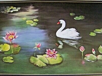 Watercolor Wonderful By Suzy Lee 1998 Flowers Lighthouse Tole Paint Book