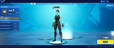 Rare Fortnite Account With Og Skull Trooper And Ghoul Trooper