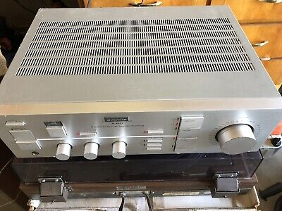 a8931a2b32e70 PIONEER SA-900 VINTAGE Stereo Amplifier - Electronically Restored ...