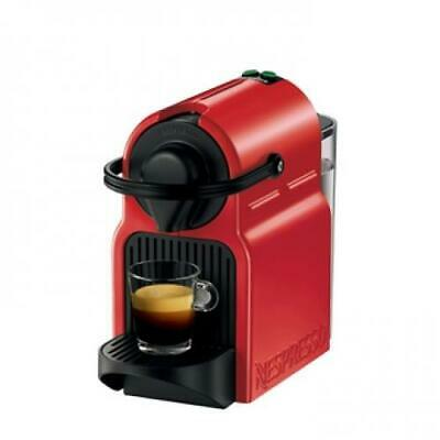 Krups - Nespresso Inissia Rouge Yy1531Fd