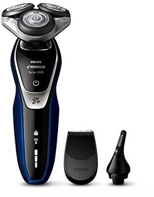 Philips Norelco Electric Shaver 5570 Wet & Dry, S5572/90 New Open Box