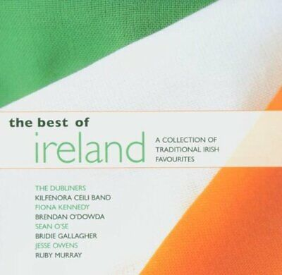 Various Artists - Best Of Ireland - Various Artists CD 0UVG The Cheap Fast Free