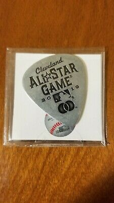 2019 MLB All-Star Game Collectible Guitar Pick Giveaway