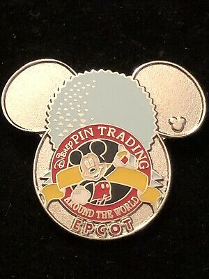 2007 Walt Disney World Pin Trading Around The World Epcot Special Promotional