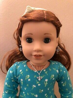 Honey Bee Necklace & Earring Set for American Girl of the Year Blaire Wilson