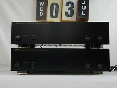 *** DENON POA-800 *** 2X mono/stereo Power Amplifier