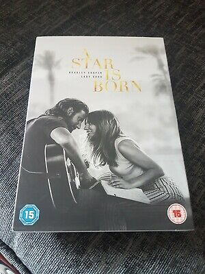 A Star is Born (DVD, 2019) brand new sealed