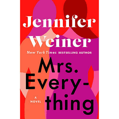 Mrs. Everything by Jennifer Weiner [B00K PDF] free shipping fast delivery 2019