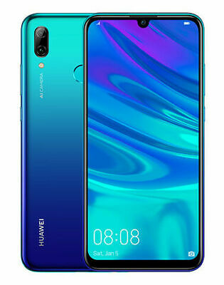 Huawei P smart (2019) POT-LX1 - 64GB - Aurora Blue (Ohne Simlock)