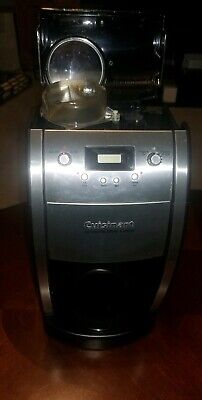 Cuisinart Grind and Brew 10-Cup Automatic Coffee Maker, DCC-690 EXTRA CLEAN