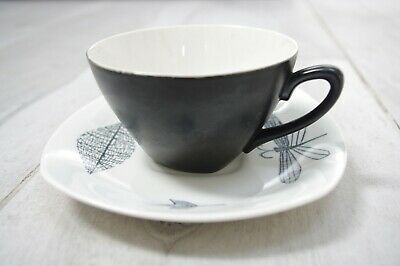Vintage 50s/60s Nature Study Stylecraft - Midwinter- Conran - Cup and Saucer