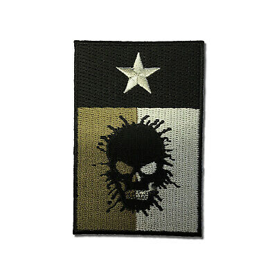 Embroidered African Africa Flag Sew or Iron on Patch Biker Patch