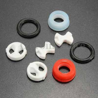 Tap Valve Replacement Ceramic Disc + Silicon Washer Gasket Insert 1/2'' ID1717