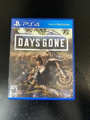Days Gone (Sony PS4, PlayStation 4, 2019)