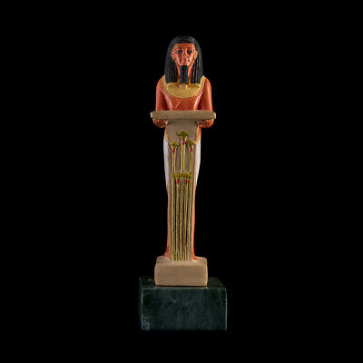 Standing Statue of Ancient Egyptian Nile God Hapi Museum Replica art Tutankhamun