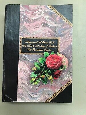 Rosemarie Snyder Memoirs of A China Doll in PRESENTATION BOX 2006 UFDC Minia