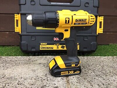 DeWALT 18v DCD776 Cordless Combi Drill PLUS DCB181 18v 1.5amp BATTERY 2019 MODEL