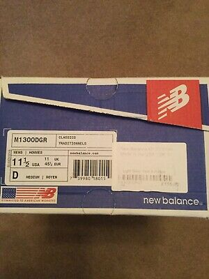 New Balance M1300DGR Trainers 11UK