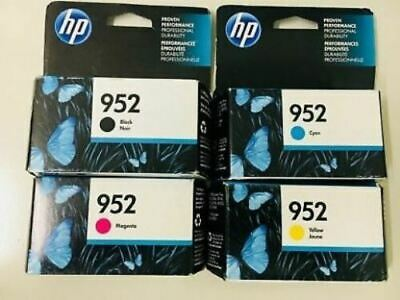 4PK Genuine HP 952 Ink Cartridge Officejet Pro 8710 8715 8716 8720 8725 8728