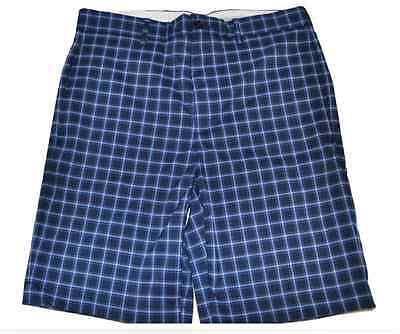 Greg Norman Men's Flat Front Signature Series Casual Walking Size 44 Shorts New