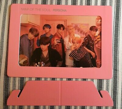 Official Bts Map Of The Soul: Persona Pre-Order Benefit Photo Frame Version 2