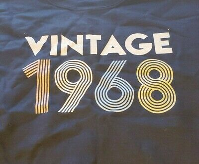 Legend Since 1968 Mens Funny 51st Birthday T-Shirt 51 Year Old