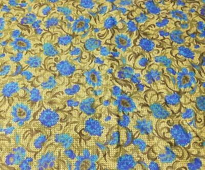 """3 Yds 36"""" Material Sewing Frabic Cotton Floral Geometric Quilting Crafts"""