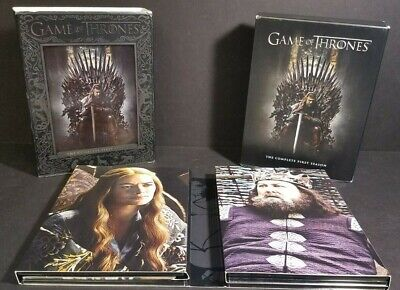 GAME of THRONES: Complete Season 1 (DVD SET ONLY)