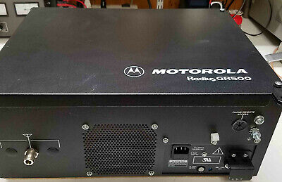 MOTOROLA GR500 GR1225 UHF REPEATER HAM GMRS BUSINESS 440-470MHz TESTED !!