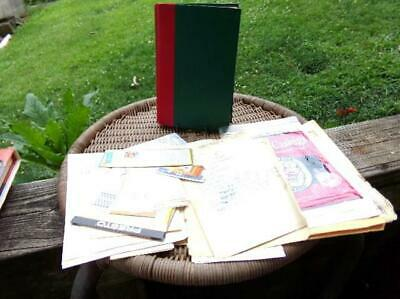 Vintage 1978 Farm Journal's Freezing & Canning Cook Book + Recipes Hand Written