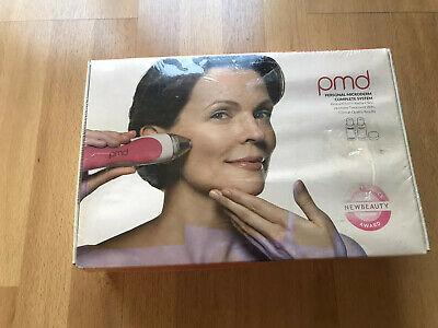 PMD Personal Microderm Complete System Skin Treatment Cell Regeneration + extras