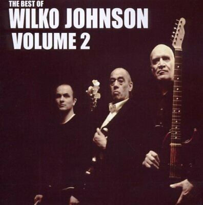 Wilko Johnson - The Best Of Wilko Johnson Volume 2 - Wilko Johnson CD 9KVG The