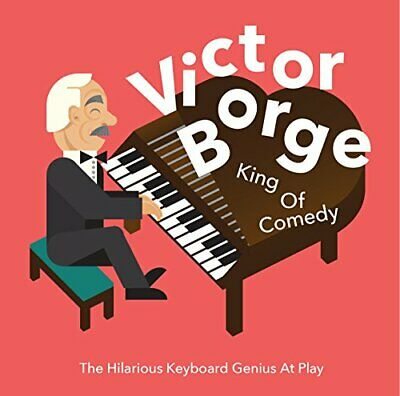Victor Borge - King Of Comedy - Victor Borge CD UWVG The Cheap Fast Free Post