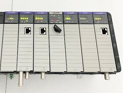 Allen Bradley 1756 - PA75/B and 1756 - A7/B with 7 Modules